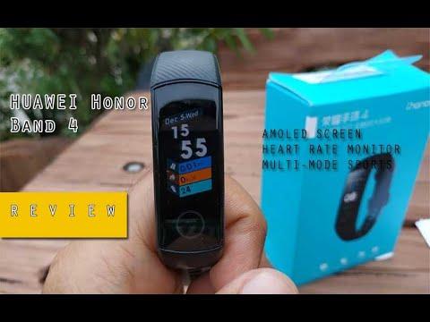 Huawei Band Smartband 4 Review