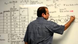 Elaboraci n de una red PERT partes 1 2 y 3