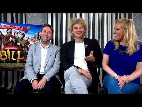 Bill - Jim Howick, Simon Farnaby & Martha Howe-Douglas Interview