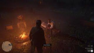 Red Dead Redemption 2 LENNY!!!!!!Arthur scream LENNY again-Easter egg