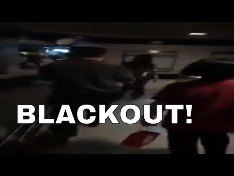 DHOBY GHAUT SINGAPORE MRT STATION BLACK OUT ON VALENTINES DAY 2019! Mp3