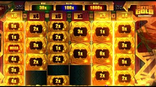 TOP 5 RECORD WINS OF THE WEEK ★ 6209X HUGE JACKPOT ON AZTEC GOLD MEGAWAYS