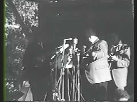 First Bluegrass Festival Fincastle Virginia 1965