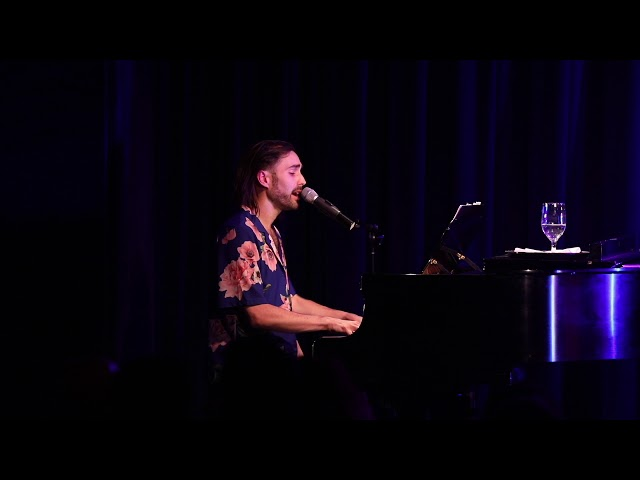 jackbenny–Asking (Live at Laurie Beechman Theatre)