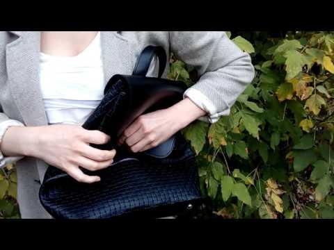 Рюкзак женский натуральная кожа (BBW002)