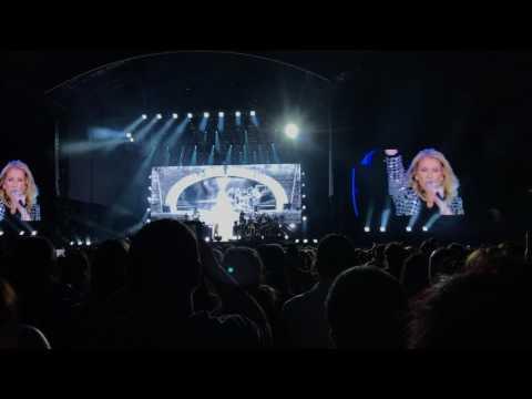 Celine Dion live Marseille 2017 encore un soir
