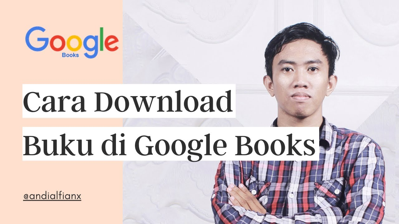 Cara Download Buku Di Google Books Youtube