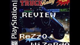 Thunder Truck Rally Review (PS1)