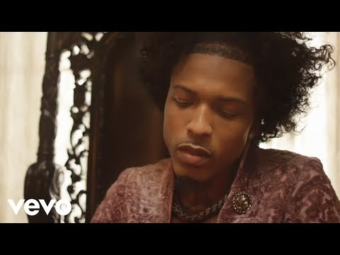 August Alsina - Wait (Official Video)