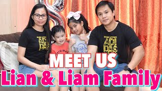 ❤️OUR INTRO VIDEO | WELCOME TO OUR CHANNEL | Lian & Liam Family❤️