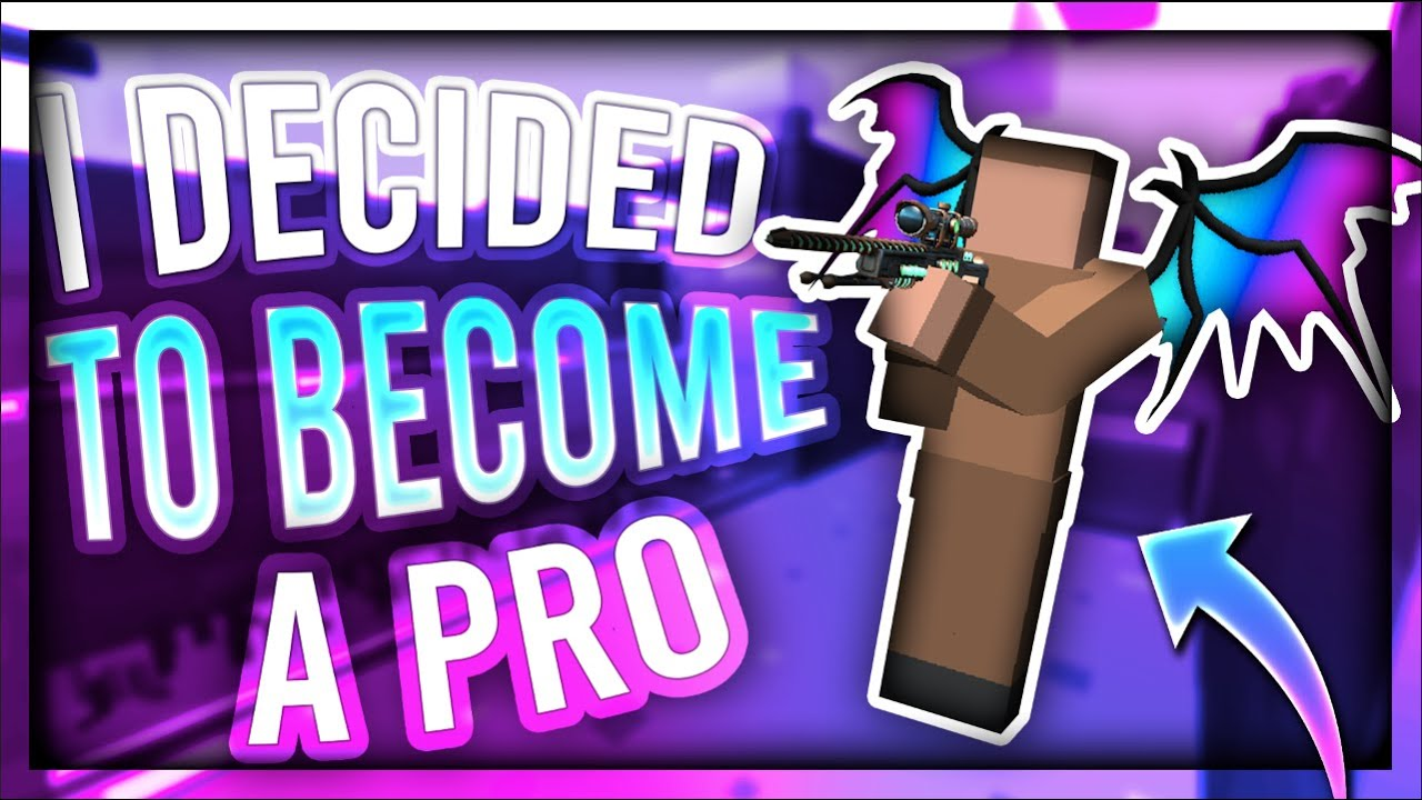 I decided to become a PRO... | Krunker.io - YouTube