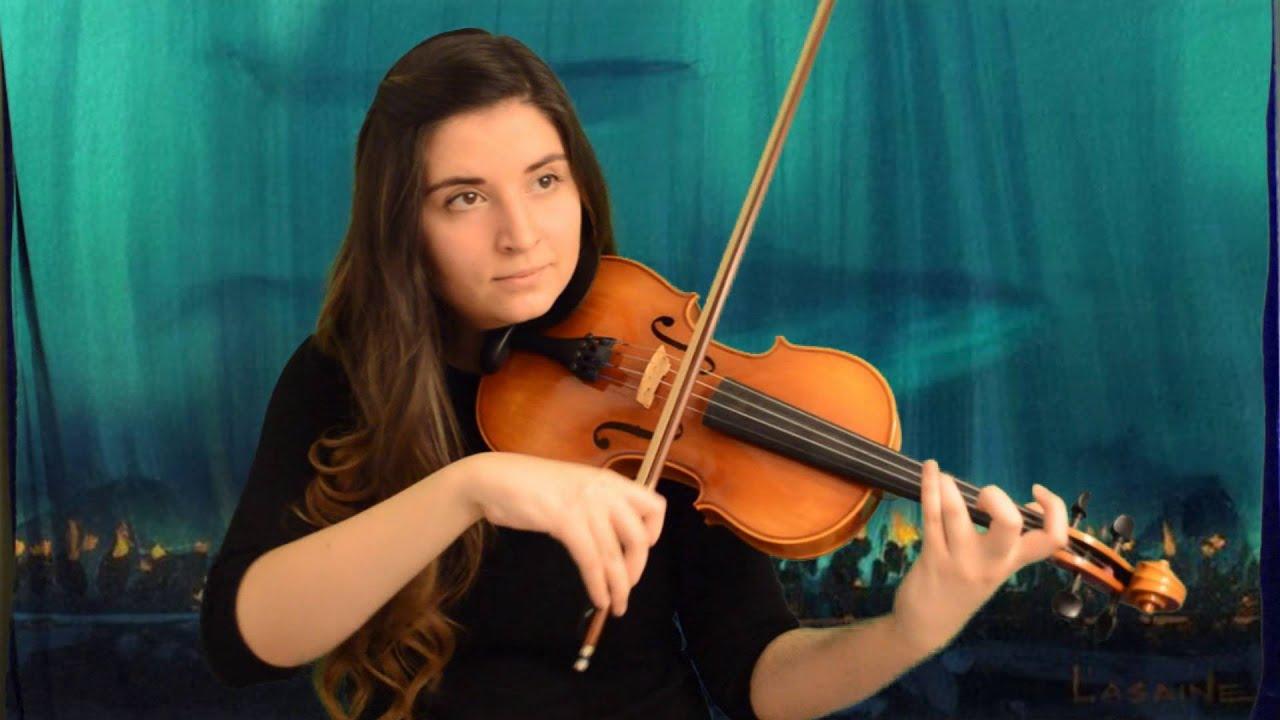 Si tienes Fe | Instrumental Violin - Virginia