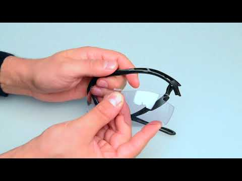 Rudy Project Tralyx - How To Swap Lenses