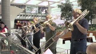 Download Hyundai and Janacek Philharmonic Ostrava flash mob Mp3 and Videos