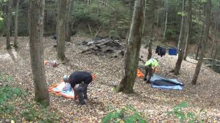 Seneca Creek & Spruce Knob WV Backpacking Trip