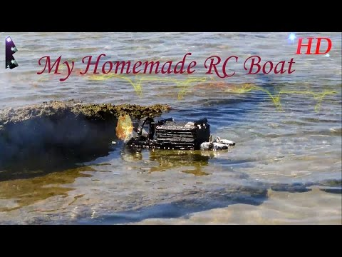 Badirus : [ 9 ]  My Homemade RC Boat .
