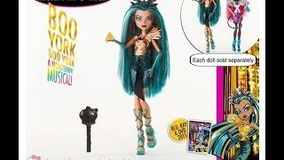 Новые куклы Monster High и Ever After High 3 :D
