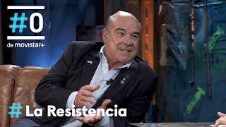 LA RESISTENCIA - El palito a Resines   #LaResistencia 26.09.2019