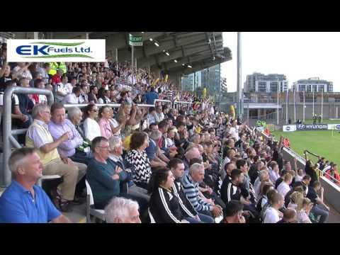Dundalk 3 - 0 BATE BORISOV. UEFA Champions League. Tuesday 2 August 2016