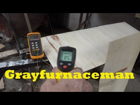 Temperature comfort in the structure:  Radiant heat