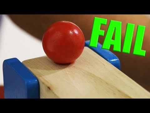 FAIL COMPILATION - MASSIVE Chain Reaction goes UP the Stairs! ft. berlagawesome