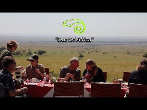 Out Of Africa Breakfast
