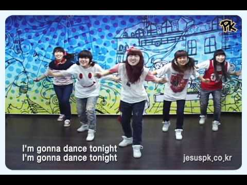 [PK] More More More-Promise Keepers Worship Dance (praise and worship songs / Christianity) children