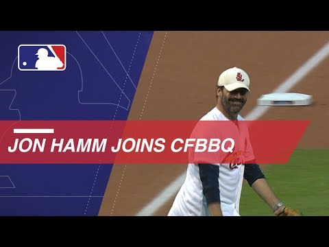 Jon Hamm talks with CFBBQ about the Cardinals, more