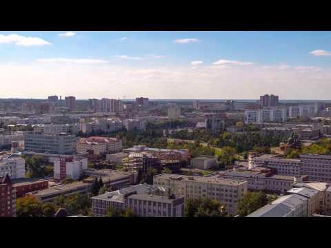 TAIMLAPSE Chelyabinsk city