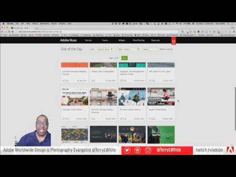 Adobe Muse CC Hidden Gems and Tips & Tricks | Educational
