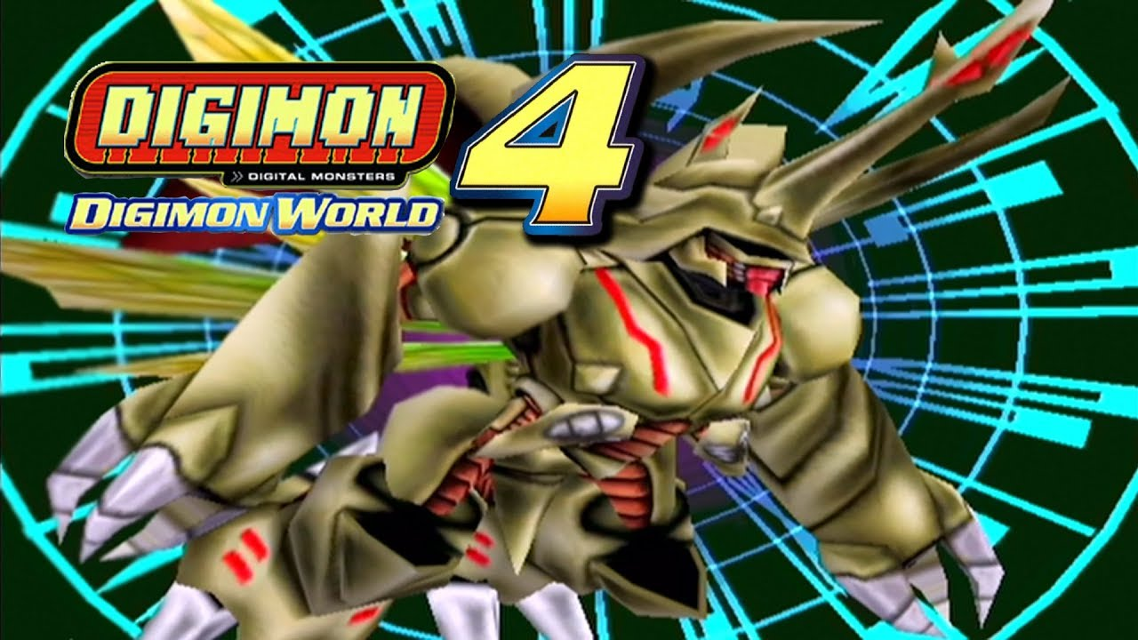 digimon world 4 level up guide