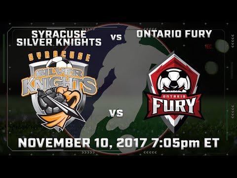 Syracuse Silver Knights vs Ontario Fury