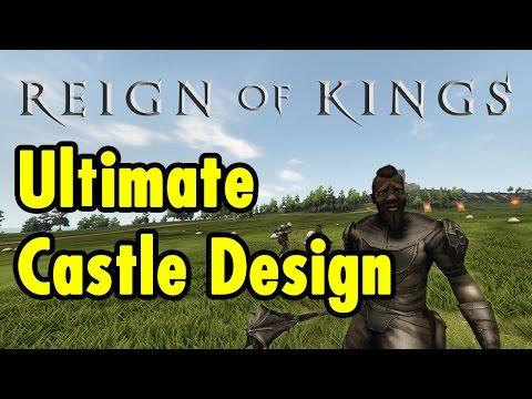 Ultimate Castle Design - Reign of Kings