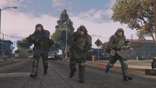 Grand Theft Auto V - PC Gameplay