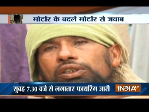 Unprovoked ceasefire violation by Pakistan in Naushera sector in J&K