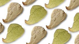 Using 3D Printing To Make Jabba The Hutt Cookies!