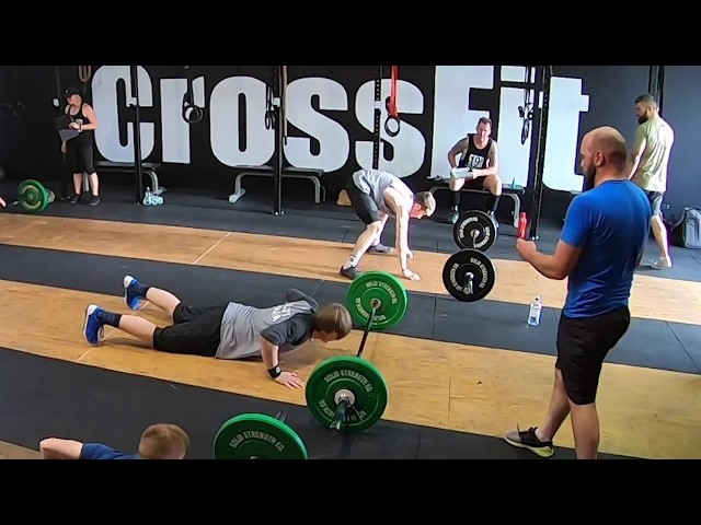 Episode 31 | 20.1 The Open at CrossFit Manaia | Nikki's CrossFit Journey