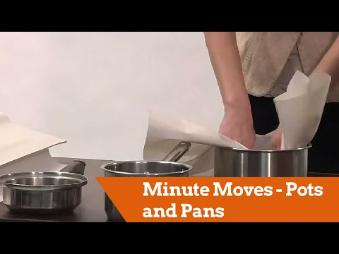 Minute Moves - Pots and Pans