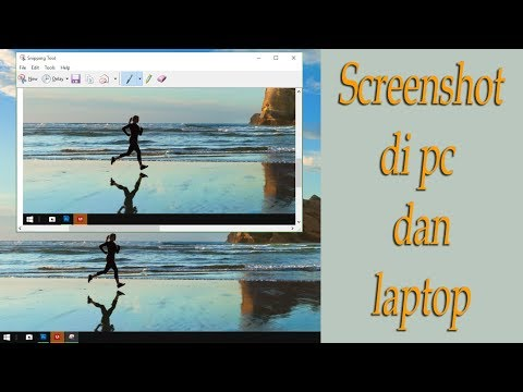 3 cara mengambil capture screenshot pc dan laptop tanpa software