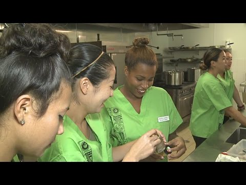 The Blue Zones Project: Windward Community College Nursing Program and Native Hawaiian Cooking