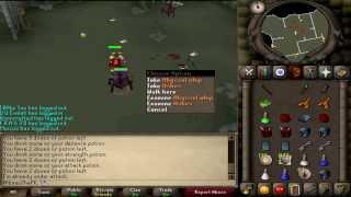 OldSchool Runescape - Loot From 30,000 Abyssal Demon Kills