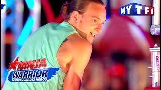 Johan Tonnoir : spécialiste Parkour – Ninja Warrior