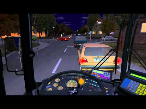 Line 33 to Scunthorpe Bus Station in Omsi: Der Omnibussimulator