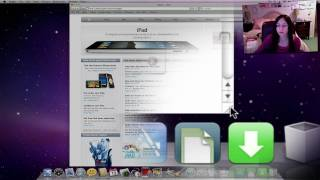 Intro to the Mac OS X Interface/Desktop: for new mac users