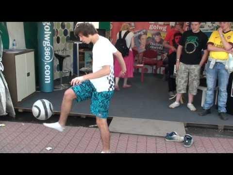 Sgiliau Samba www.Golwg360.com  - Jake