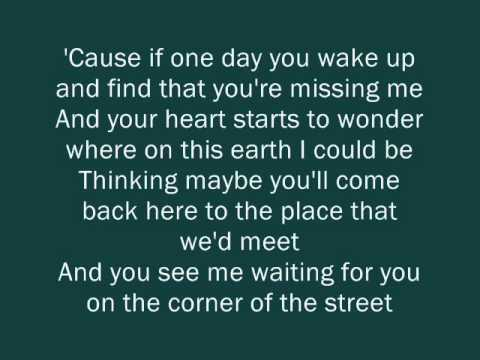 Lyrics Of Man Who Cant Be Moved