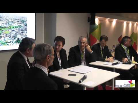 SIMI 2013: Grand Paris Express : interconnexions et pôles de développement