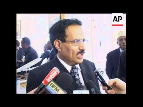 WRAP French transport min on Yemen plane crash ADDS Yemenia head, military spox