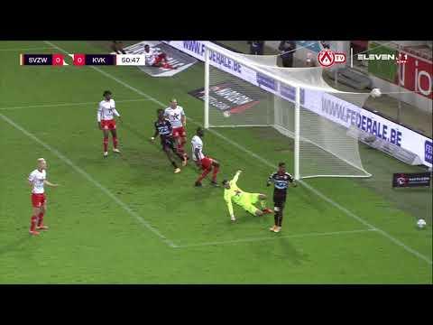 Waregem Kortrijk Goals And Highlights