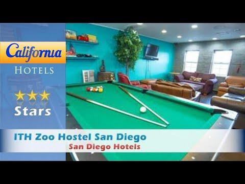 ITH Zoo Hostel San Diego, San Diego Hotels - California